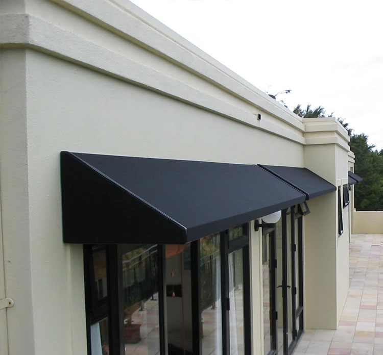 Fixed Awning By Luxury Blinds Bali