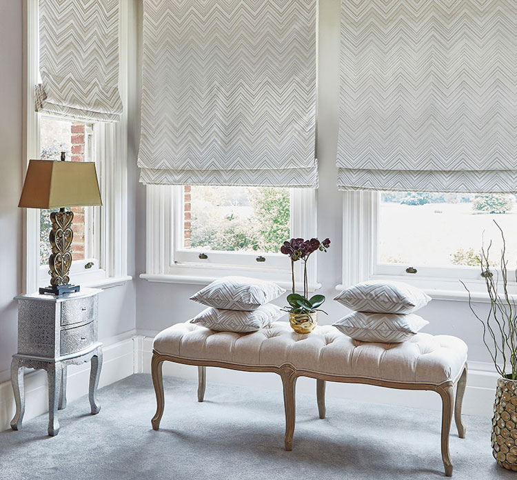 Roman Blinds By Luxury Blinds Bali