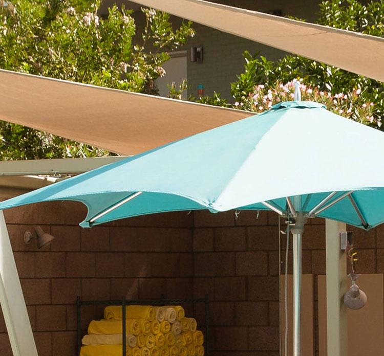 Sunbrella Sails By Luxury Blinds Bali
